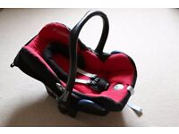 Maxi-Cosi Cabriofix Infant Carrier, Deep Red