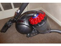 DYSON DC28C CYLINDER VACUUM CLEANER (RECENT MODEL) WITH TOOLS