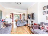 Spacious four bedroom terrace house for rent on Langley Way in West Wickham
