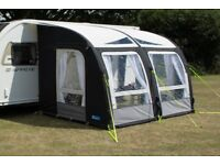 Kampa RallyAirPro330 caravan awning as new used once