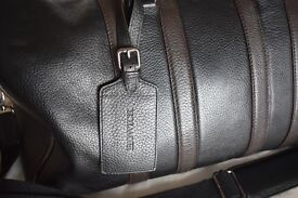 Howick Men Leather Holdall - RRP £165