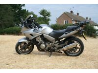 2007 Honda CBF1000 ABS 60,000 miles full luggage