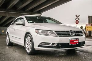 2015 Volkswagen CC Sportline  LANGLEY LOCATION