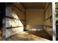 24ft Lorry Box Body
