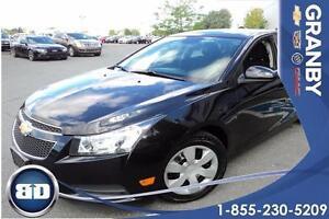 2013 Chevrolet Cruze LT   * $ 44.66 SEM  AUTOMATIQUE