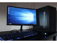 Custom Built Gaming PC Intel i5 2400 Nvidia GTX 770 2GB 6GB 500GB Seagate Barracuda 1333MHz