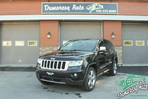 2011 Jeep Grand Cherokee Limited+toit panoramique+navi+camera de