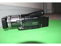 Sony HDV Handycam HDR-HC1E - 1080i Full HD. Repair / Spare - Faulty Tape Deck, otherwise top notch.