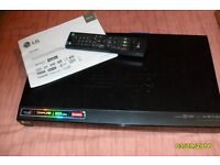 LG DRT389H DVD Recorder - HDMI, Freeview, Full 1080p HD Upscaling ( 172042519140 )
