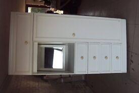 wardrobe dressing table and storage unit