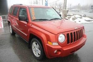 2010 Jeep Patriot NORTH EDITION*4X4*AC*MAGS*SIÈGES CHAUFF*FOG