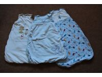 Baby Sleeping bags and blankets bundle