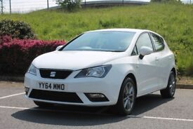 Seat Ibiza, TSI I-TECH 5-Door, 64 reg, 1.2 ltr, low mileage, 1 owner mint condition, price to sell