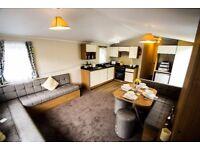 NEW 2 Bedroom static caravan, Quiet Beachside Park with Fish & Chip Shops & Ice Cream Parlours