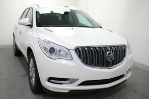 "2015 Buick Enclave AWD 7 PASSAGERS+Leather NAV+CUIR+MAGS 19""+CAM"