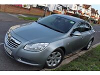 PCO CAR HIRE RENT £120 PER WEEK * UBER READY * 2012 VAUXHALL INSIGNIA DIESEL TAXI MINICAB RENTAL