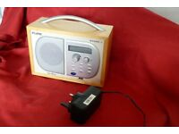 PURE EVOKE - HIGH QUALITY DAB DIGITAL RADIO - GREAT SOUND!