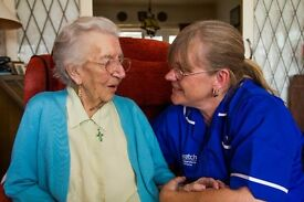 Care Support Workers and Care Assistants - Woking and surrounding areas