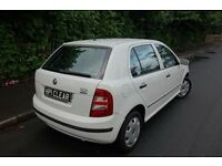 2002 Skoda Fabia 1.9 TDI, 1 OWNER FROM NEW, FULL SERVICE HISTORY, ONLY 68,000 MILES, BEST COLOUR,