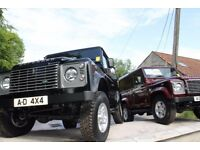 A&D 4X4 LTD- OFFERING SHORT/LONG TERM 4X4, UTILITY, SPECIALIST AND LUXURY HIRE VEHICLES