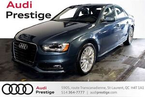 2015 Audi A4 CONV PACKAGE +++