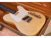 Fender Telecaster 1960 Original Vintage !!!!