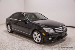 2010 Mercedes-Benz C-Class C300 4MATIC LEATHER WITH SUNROOF