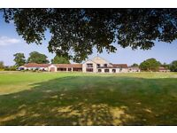 Head Chef required for busy kitchen in a golf club and wedding venue