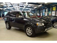 Volvo XC90 D5 EXECUTIVE AWD [NAV / LEATHER / 7 SEAT] (savile grey metallic) 2012