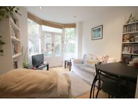BRIGHT AND VERY SPACIOUS (TWO) 2 BED/BEDROOM GARDEN FLAT - TURNPIKE LANE N8