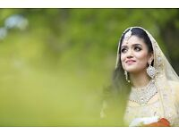 Asian Wedding Photography / Cinematography - £299 Full Day Cover - Pay Later Buy now