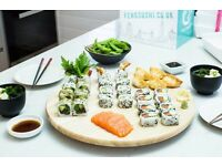 London Sushi Restaurant Looking For Outgoing Waiter Or Waitress!
