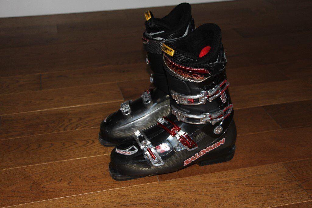 Salomon Mens Impact 8 Ski Boots Size 29/UK 11   in Poole, Dorset ...