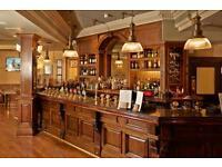 Bar Staff - Chamberlain Hotel