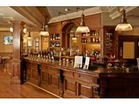 Receptionist - Chamberlain Hotel