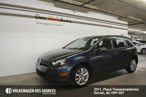 2013 Volkswagen Golf 2.5L Comfortline,A/C,  MAGS, *NO ACCIDENTS*