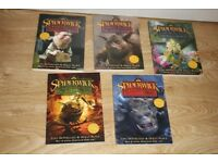 The Spiderwick Chronicles: Books. 1-5: set books by Tony DiTerlizzi, Holly Black