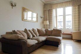 Spacious 2 bedroom flat, Leith walk