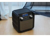 ION Tailgater Go Portable 20W Bluetooth Wireless Speaker Built-in FM / AM Radio