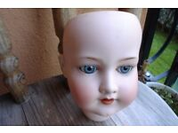 Antique Armand Marseille Bisque Dolls Head