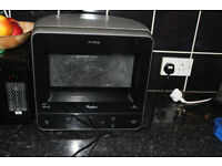 WHIRPOOL MAX35 NEW solo & steam microwave