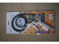 Air inflator & guage *** BRAND NEW ***