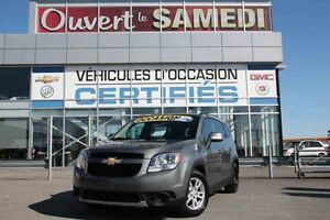 2012 Chevrolet Orlando 7 PLACES, TRES RARE !