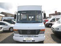 MERCEDES VARIO 17 SEAT BUS – 1998