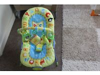 Excellent condition Baby Bouncer