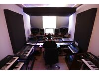 South Wimbledon (SW19) 205 sqft affordable sound proofed production/writing studios!