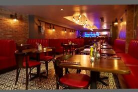 Bespoke Restaurant Furniture Immaculate 74 Items