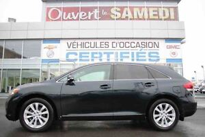 2014 Toyota Venza AWD + 8 ROUES