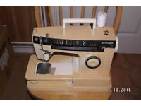 SINGER SEWING MACHINE. MODEL 7136. £15.00. NO OFFER. FULLY WORKING.