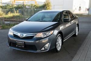 2013 Toyota Camry Hybrid LE Langley Location Hybrid.
